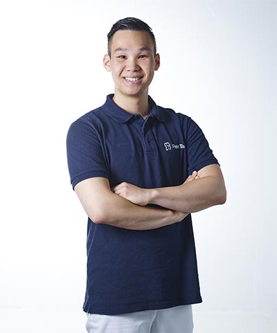 Jason Liu, Tandlæge